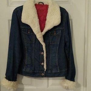 Arizona Jean Co XL Jean Jacket